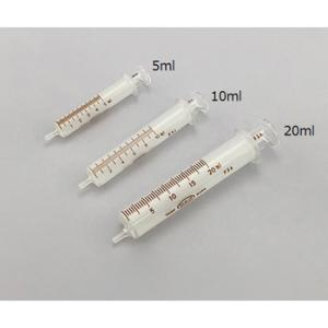 白硬注射筒(ルアー) VAN(翼工業) 00200914 100mL|monotaro