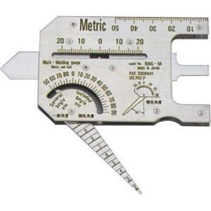 溶接開先ゲージ フジツール NWG-94