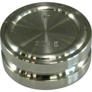 円盤分銅(非磁性ステンレス)M1級 新光電子(VIBRA) M1DS-200G monotaro