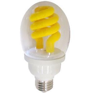 低誘虫ランプ エコなボール (虫除けランプ) オーム電機 EFA15EY/12 monotaro