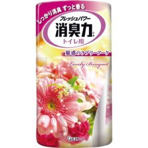 消臭力 トイレ用 エステー ラブリーブーケ monotaro