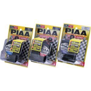 2輪車専用スポーツホーン PIAA MHO-1 右巻き monotaro