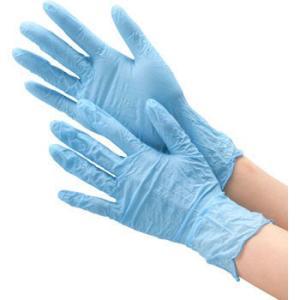 極薄ニトリルゴム手袋(粉付き) モノタロウ 粉付/S...