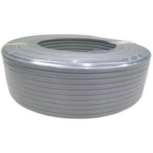 VVFケーブル 弥栄電線 VVF2.0×2C グレー