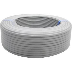 VVFケーブル カワイ電線 VVF2.6×2C グレー