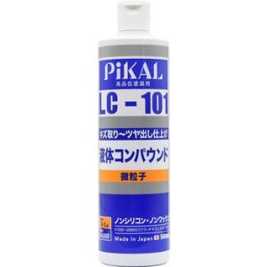 ピカール液体コンパウンド 日本磨料工業 LC-101|monotaro