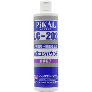 ピカール液体コンパウンド 日本磨料工業 LC-202|monotaro
