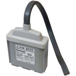 低圧進相コンデンサ 口出線付三相専用 パナソニック(Panasonic) ZA-50L monotaro