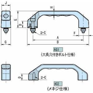 AG1・AG2 アーチグリップ イマオコーポレーション AG2-160NN