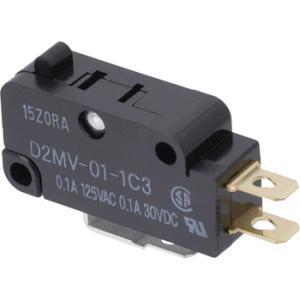 小形基本スイッチ D2MV オムロン(omron) D2MV-01-1C3 D2MV1103M monotaro