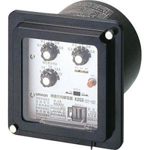 地絡方向継電器(ZPD方式) K2GS-B オムロン(omron) K2GS-BT2-R2 K2GS1026E|monotaro