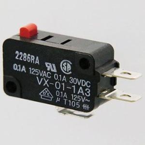 小形基本スイッチ VX オムロン(omron) VX-01-1A3 VX010007F monotaro