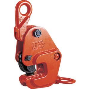 横吊りクランプ ラッチ式ロック装置付 イーグル・クランプ G350216|monotaro
