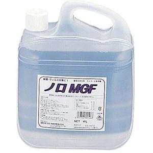 ウイルス対応アルコール製剤 ノロMGF 美峰酒類 4L monotaro