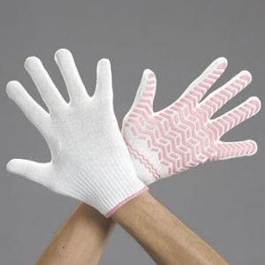 [M] 手袋(滑り止め付・女性用) エスコ EA354A-52|monotaro