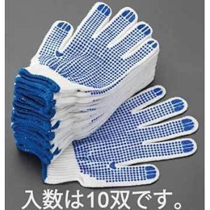 [フリー] 手袋(滑り止め付) エスコ EA354A-74|monotaro