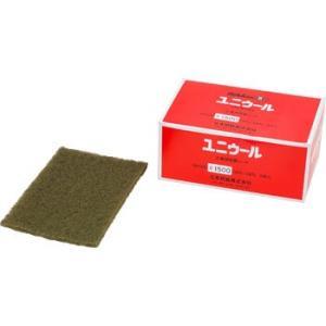 ユニウール 日本研紙 粒度P1500、寸法150x230mm