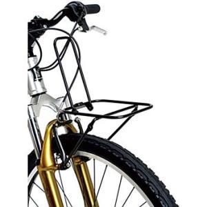 URL フロントキャリア CAPTAIN STAG Y-7824 MTB&クロスバイク用/ブラック