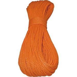 定規ロープ(オレンジ) まつうら工業 約2mm×56M|monotaro
