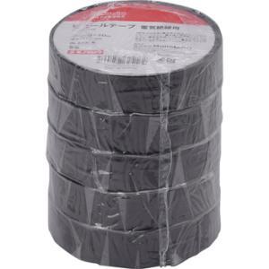 ビニールテープ モノタロウ (黒)19mm×20m|monotaro