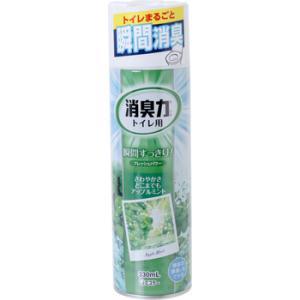 消臭力 トイレ用スプレー エステー アップルミント monotaro
