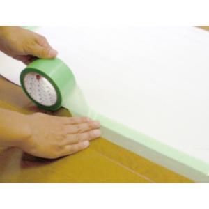 スーパーカット養生用テープ #680 リンレイテープ 680 グリーン|monotaro|04