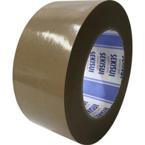 新布テープ No.760 積水化学工業 No.760 50mm×50 茶色