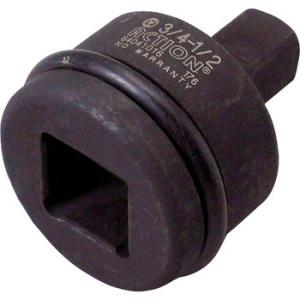 19角⇒12.7角変換アダプター TIPTOP S250-19-12.7|monotaro