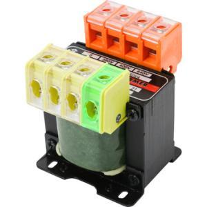 単相 複巻 変圧器 静電シールド付 PC-Eシリーズ スワロー電機 PC42-50E|monotaro