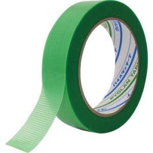 パイオラン塗装養生用テープ Y-09-GR ダイヤテックス Y-09-GR 緑 25×25m