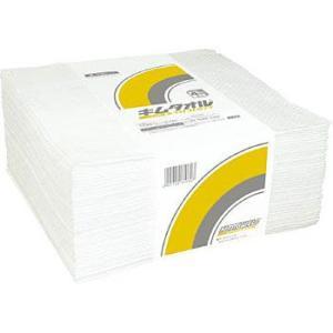キムタオル ホワイト 4つ折り ストロング 日本製紙クレシア 61080|monotaro