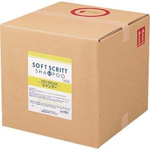 ソフトスクリット シャンプー 熊野油脂 4258 monotaro