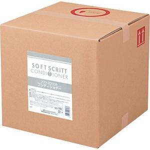 ソフトスクリット コンディショナー 熊野油脂 4259 monotaro