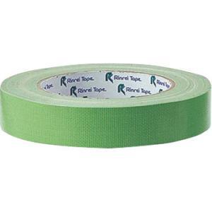 建築養生用布テープ 337EG リンレイテープ 337EG 緑 25mm×25m|monotaro