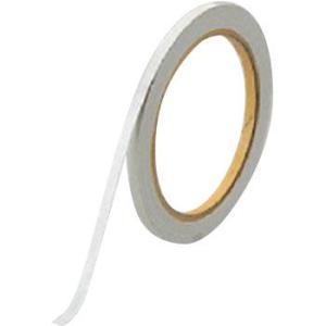 反射テープ ユニット 863-40 白5mm巾×10m|monotaro