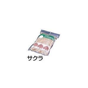 進誠産業 スモーク用チップ(燻製用チップ) 500g サクラ