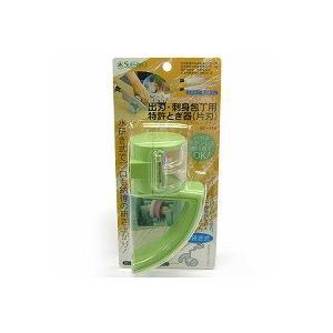 出刃・刺身包丁用 とぎ器 片刃用 包丁研ぎ器 K...の商品画像