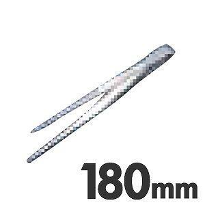 ■18-0 ピンセット 180mm :魚の骨抜きなどに