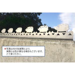 ツインピー デザイン 忍び返し ハリネズミ型ミニタイプ|monpi-hikido-2016