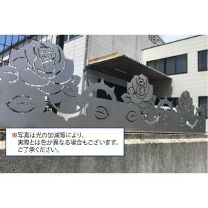 ツインピー デザイン 忍び返し バラ型 monpi-hikido-2016