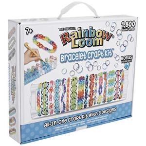 Rainbow Loom ブレスレットクラフトキット 並行輸入品|mons