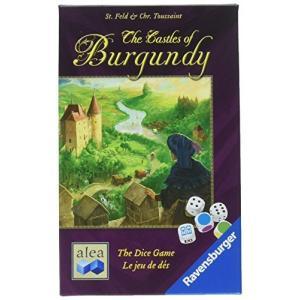 Ravensburger 戦略的なサイコロゲーム。ブルゴーニュダイスゲーム 並行輸入品|mons