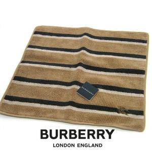 バーバリー BURBERRY ハンカチ タオル ホースマーク  正規品 新品 宅配便 送料無料 BB184 |monstyle