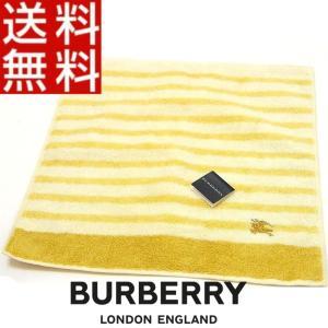 バーバリー BURBERRY ハンカチ タオル ホースマーク 正規品 新品 宅配便 手渡し 送料無料 BB277 |monstyle