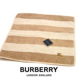 バーバリー BURBERRY ハンカチ タオル ホースマーク 正規品 新品 宅配便 送料無料 BB278 |monstyle