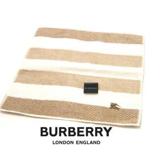 バーバリー BURBERRY タオルハンカチ ホースマーク 正規品 新品 送料無料 BB290  monstyle