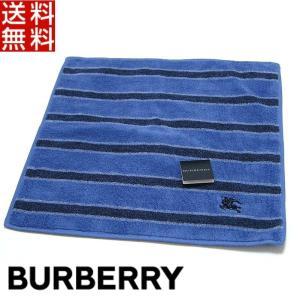 バーバリー BURBERRY ハンカチ タオル ホースマーク 正規品 新品 宅配便 送料無料 BB375|monstyle