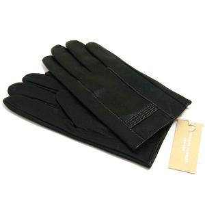 キャサリンハムネットKATHARINE HAMNETT 手袋 グローブ 羊革 レザー メンズ用 正規品 新品 送料無料 KH006|monstyle