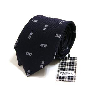 ニューヨーカー NEWYORKER ネクタイ シルク 絹 正規品 新品 送料無料 NY023 monstyle