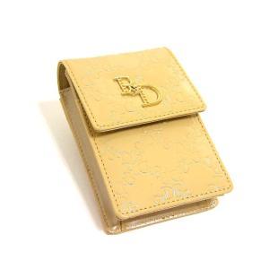 ピンキー&ダイアン Pinky&Dianne タバコ シガレット ケース ポーチ 牛革 レザー 正規品 新品 送料無料 PD102|monstyle
